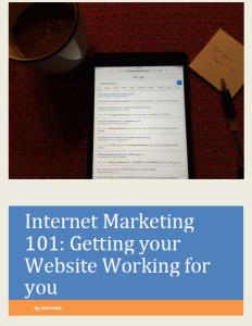 Marketing your Website